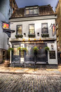 The Mayflower Pub London by David Pyatt