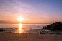 Romantic Beach by Ken Palme