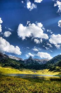 König der Berge by Ken Palme