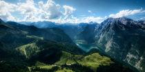 Königssee, Berchtesgaden von Ken Palme