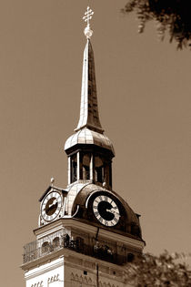 Peterskirche-sepia