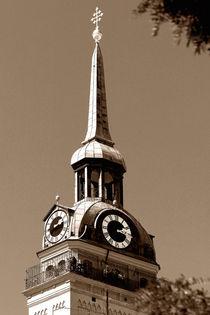 Der Alte Peter | Peterskirche in München von lizcollet