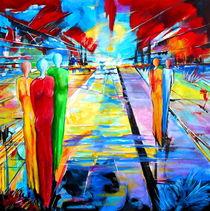 'Unterwegs' von Eberhard Schmidt-Dranske