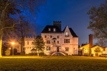 Obere Burg in Rheinbreitbach von Frank Landsberg