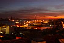 Lissabon : Blick vom Miradouro de Santa Catania  von Torsten Krüger