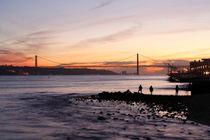 Lissabon : Ponte de 25 de Abril by Torsten Krüger