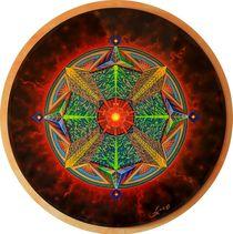 Mandala Mystik von Lydia  Knauf