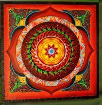 Mandala Harmonie von Lydia  Knauf