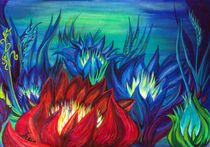 Lotus-Nacht by Lydia  Knauf