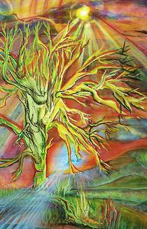 Tree of Life von Lydia  Knauf