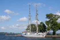 Greifswald-Wieck : Segelschiff Greif von Torsten Krüger