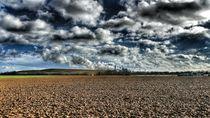 Künstliche Wolken vs Natur by Susanne  Mauz
