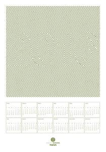2016 calendar lines