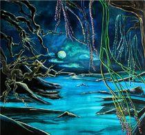 Mondnacht von Lydia  Knauf