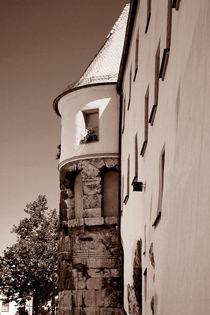 Porta Praetoria in Regensburg von lizcollet