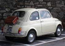 Lovely Fiat 500 by Hans-Georg Kasper