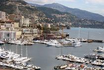 Hafen Monte Carlo by Hans-Georg Kasper