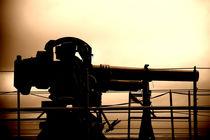 Wer hat die größte Kanone. von Bastian  Kienitz