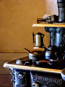 Coffeepot on Stove von Susan Savad