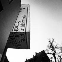 stadtbibliothek nürnberg I by Gerald Prechtl