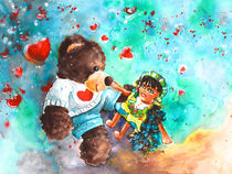 Tahitia My Valentine von Miki de Goodaboom