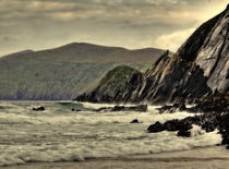 Ireland, Coomenole Beach by Christoph Stempel