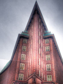 Hamburg, Chilehaus by Christoph Stempel
