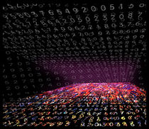 Formation Of Numbers von florin