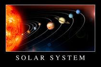 Solar System Poster von Stocktrek Images