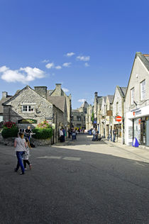 Water Street, Bakewell von Rod Johnson