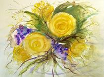 Blumensträußlein von Irina Usova