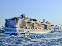 MSC Splendida by Christoph Stempel