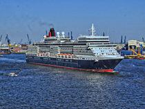 Queen Elizabeth, Hamburg von Christoph Stempel