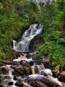 Torc Waterfall by Christoph Stempel