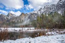 Yosemite National Park von louloua-asgaraly