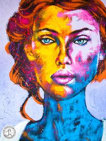 Astrid Berges-Frisbey/I Origins by dermillionenmaler