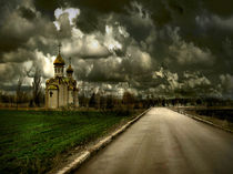 The road to the temple von Glory Denisov
