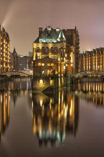 Wasserschloss Hamburg von Annett Mirsberger
