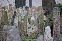 Alter Jüdischer Friedhof, Prag... 21 by loewenherz-artwork