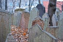 Alter Jüdischer Friedhof, Prag... 2 von loewenherz-artwork