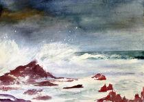 Meerlandschaft von Irina Usova