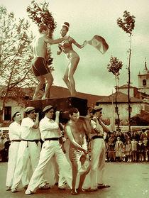 Summer dance von Niko Vazquez