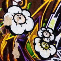 Graffiti Flower von Nadja Herrmann