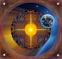 Cosmic Inspiration by Lydia  Knauf