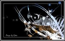 Digitaler Blumentraum 16 by bilddesign-by-gitta