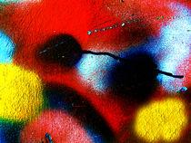 spray paint art by Bill Covington