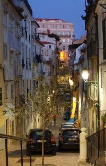Lissabon : Travessa Portugesa  by Torsten Krüger
