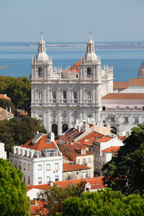 Lissabon : Igreja de Sao Vicente de Fora by Torsten Krüger