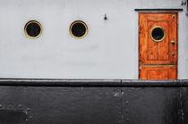 """Maritime Elemente """"Stettin Eisbrecher III"""" – Fotografie von elbvue by elbvue"""
