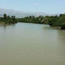 Lac in haiti by Raphaelle St cyr